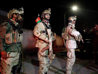 Spanish Embassy attacked in Kabul