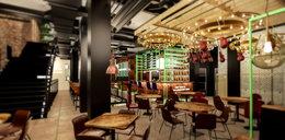 Nowe restauracje w Browarach Warszawskich. Zobacz jak wygląda lokal Lewandowskiego!