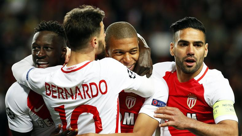 Piłkarze AS Monaco