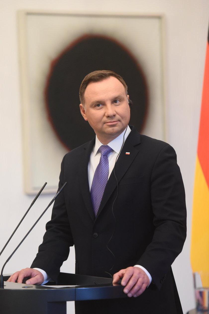 Włodzimierz Czarzasty o Andrzeju Dudzie: Spie... 100-lecie Polski