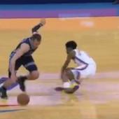 "OVO JE BOLELO! Marko Gudurić LOMI ZGLOBOVE, NBA zvezda ""odletela"" nakon ubitačne finte Srbina! /VIDEO/"