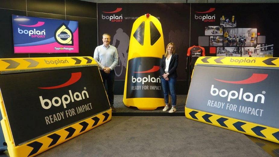 BOPLAN to firma, która opracowała specjalny system zabezpieczeń dla kolarstwa