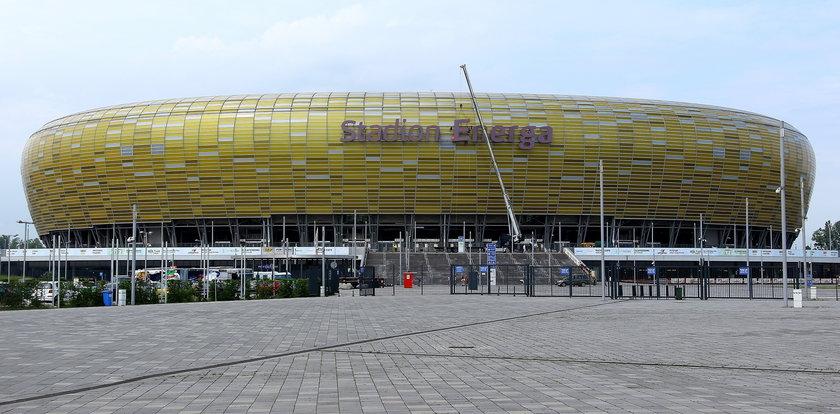 Stadion ma już logo
