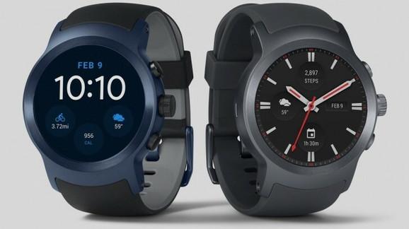Sportska verzija novog LG sata