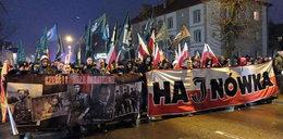 Narodowcy w Hajnówce. Mieszkańcy są oburzeni ich marszem! Zobacz dlaczego!