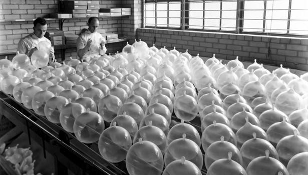 Testowanie prezerwatyw, lata 30. XX wieku