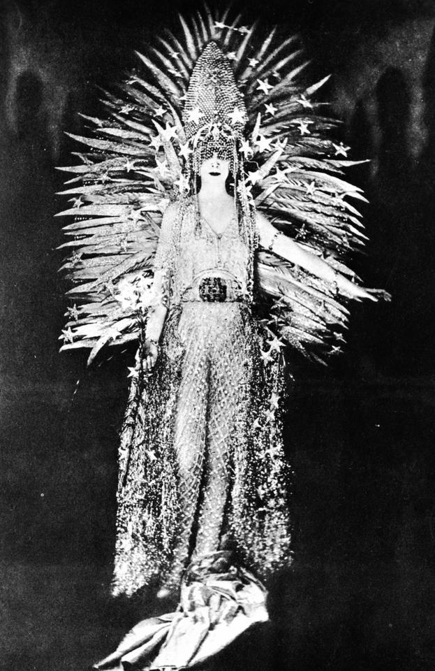 Luisa Casati w 1922 r.