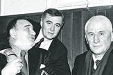 Bata Stojkovic, Duško Kovačević, Matija Bećković