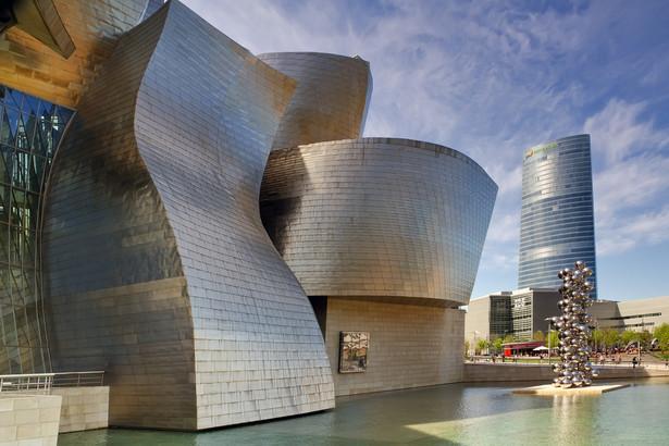 Bilbao, Muzeum Guggenheima