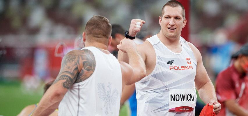 Złoty polski młot. Wojciech Nowicki mistrzem olimpijskim, Paweł Fajdek też na podium!