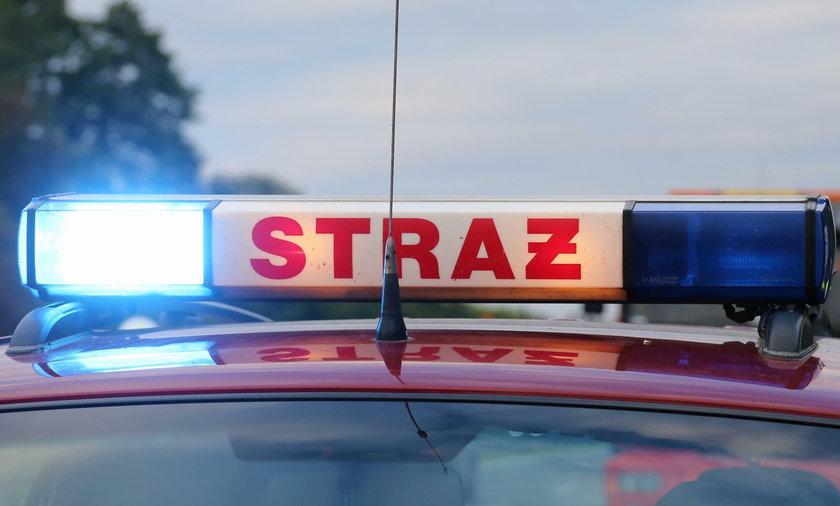 Śmiertelna ofiara pożaru w Mysłowicach