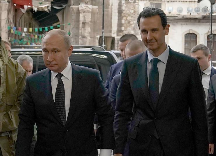 Asad Putin
