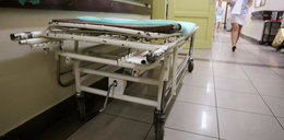 Pacjent podpalił szpitalne łóżko. Ewakuowano pacjentów