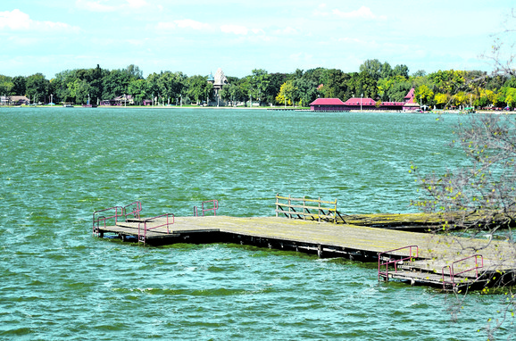 Kvalitet vode u jezeru je poboljšan, ali još ima dosta posla