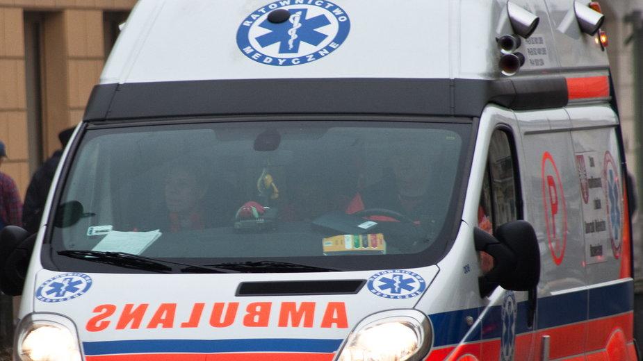 Po interwencji Onetu karetki zostaną w Pruszkowie (zdjęcie ilustracyjne)