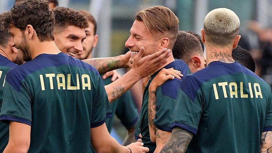 Euro 2020: reprezentacja Włoch