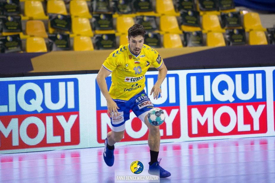 Liga Mistrzów: Alex Dujshebaev w siódemce kolejki