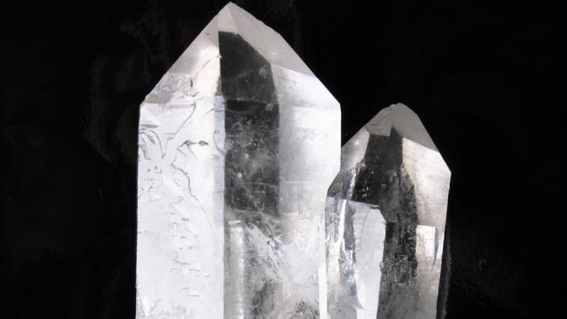 Moc kamieni i kryształów