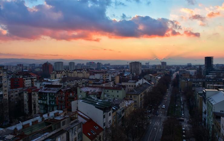 Novi Sad13751 zalazak sunca foto Nenad Mihajlovic preview