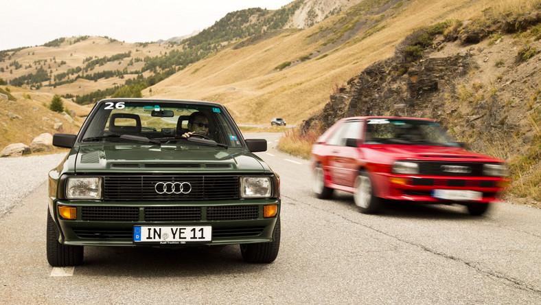 Audi Sport quattro - legenda motoryzacji
