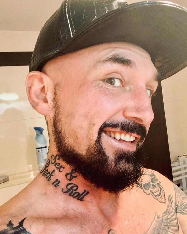 Patryk Vega Chwali Się Nowym Tatuażem