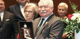 Kijowski na urodzinach Wałęsy o oszczerstwach i pomówieniach