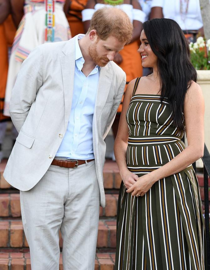Da li Hari i Megan očekuju novu bebu?