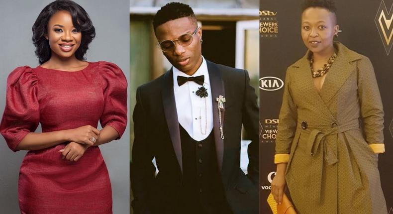 10 African celebrities who have reacted to the xenophobic attacks on Nigerians in South Africa