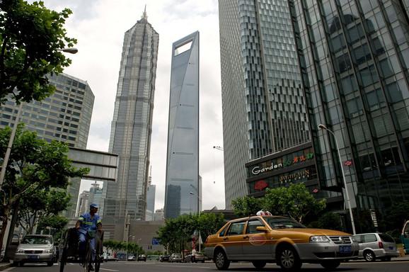 Svetski finansijski centar u Šangaju