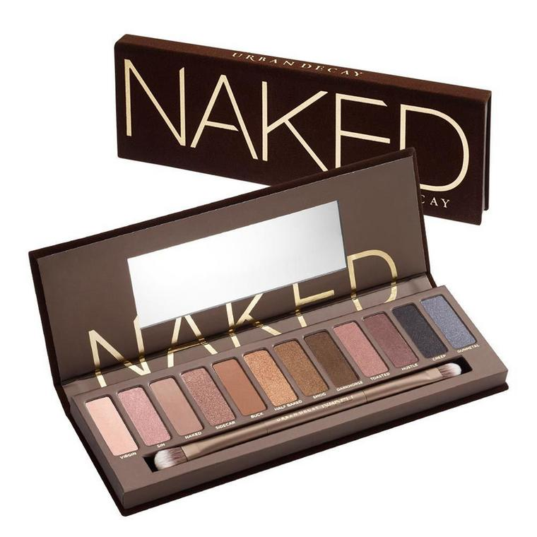 Naked - Eyeshadow Palette