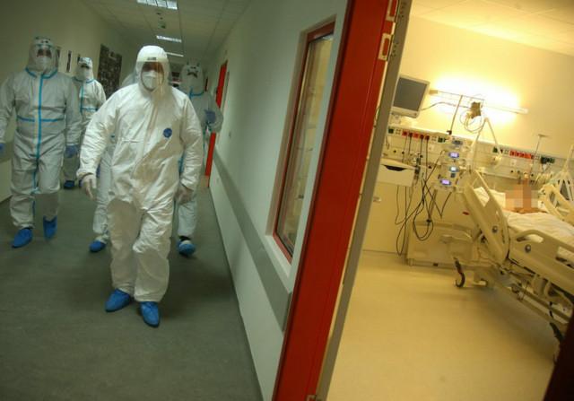 Bolnica puna pacijenata
