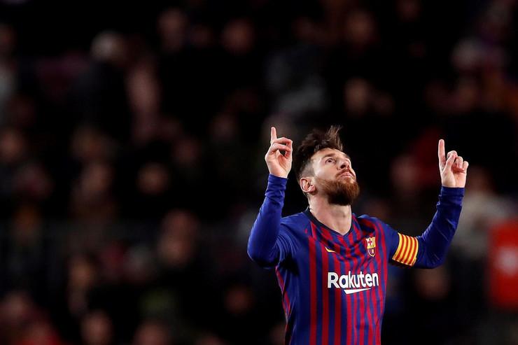 FK Barselona, Lionel Mesi