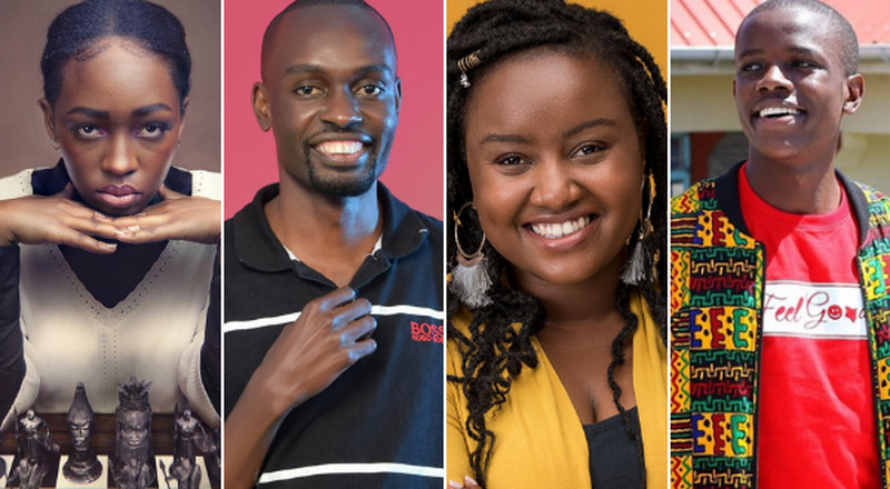 Meet 6 Kenyans nominated for the Go Beyond Influencer of the Year Award