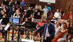 Beogradska filharmonija snima muziku za film Rejfa Fajnsa o Nurejevu