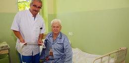 Kardiolodzy z Łodzi przewiercili tętnicę pacjenta