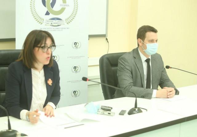 Jelena Đaković Dević i Branislav Zeljković