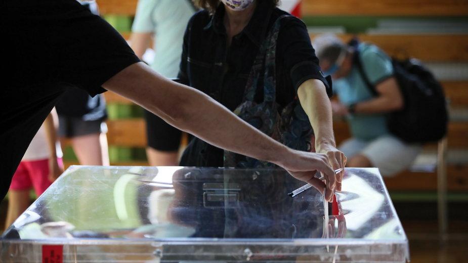 Prokuratura Rejonowa w Sochaczewie wszczęła śledztwo, dotyczące przekupstwa wyborczego
