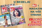 Blic plus poklon magazin i dodatak enigmatika