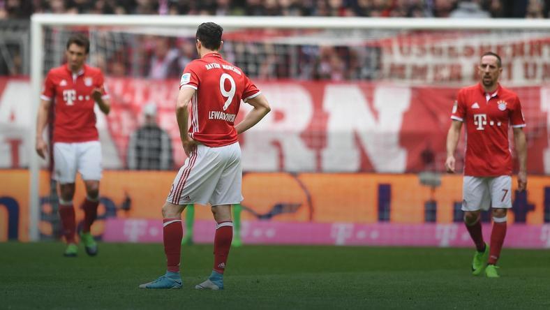 Apel Lewego: Bayern musi zostać wzmocniony