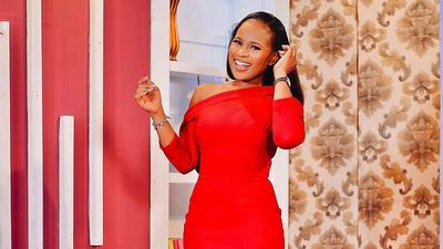 Woman Crush: Berla Mundi doing the most in red is our ultimate corporate style goal