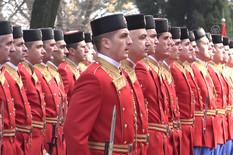 Doček albanskog predsednika u Podgorici