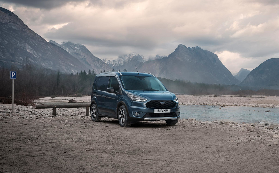 Ford Transit Connect Active (2020)