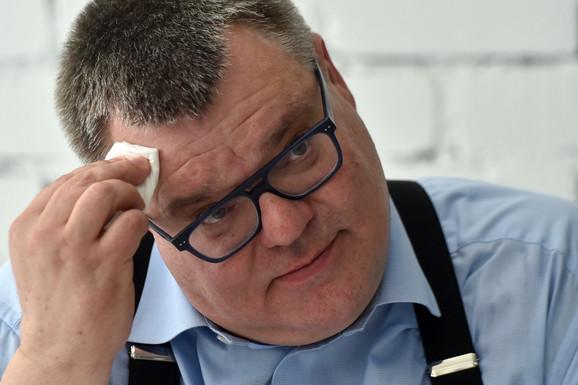 Hapšenje najjačeg rivala na izborima izazvalo buru: Viktor Babariko
