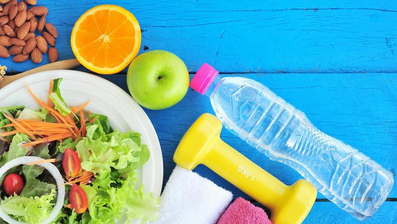 Co jeść, żeby łatwiej chudnąć, ćwicząc?
