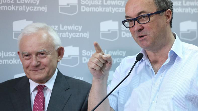 Włodzimierz Czarzasty szefem sztabu wyborczego SLD