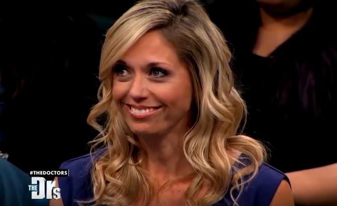 Šenon je o svom iskustvu progovorila u emisiji The Doctors