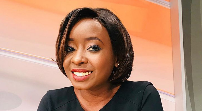 I wanted to call you last week – Jacque Maribe says as she mourns Allan Makaka