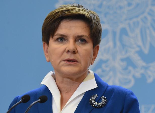 Premier Beata Szydło poinformowała, że przedstawiła na szczycie polską propozycję rozwiązania kryzysu migracyjnego