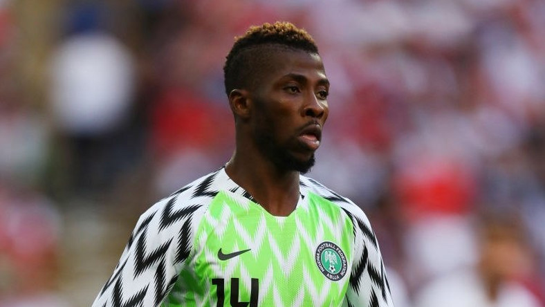 Kelechi Iheanacho has been dropped from the Super Eagles squad for AFCON 2019
