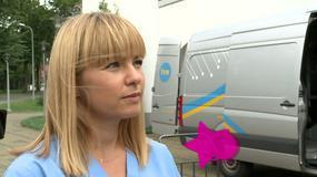 """Katarzyna Bujakiewicz o pracy w """"Lekarzach"""": jestem """"planowym klaunem"""""""